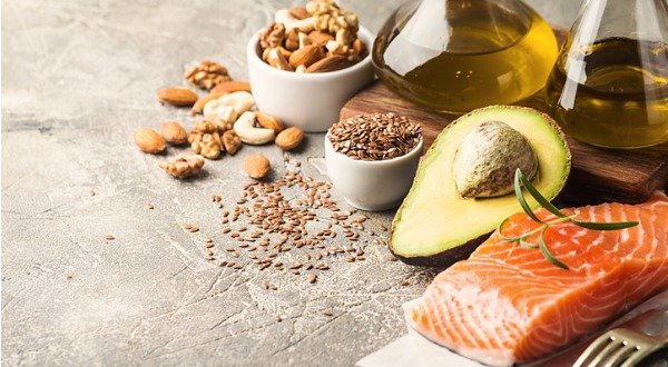 healthy fats in nutrition