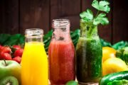 fruit and vegetable detox drinks