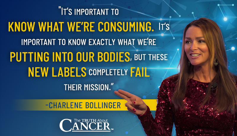 charlene bollinger quote on GMOs