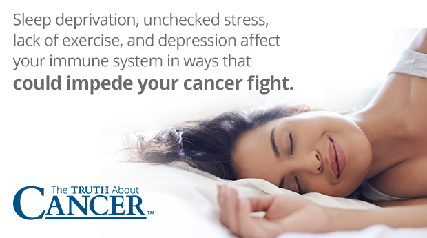 sleep deprivation and cancer