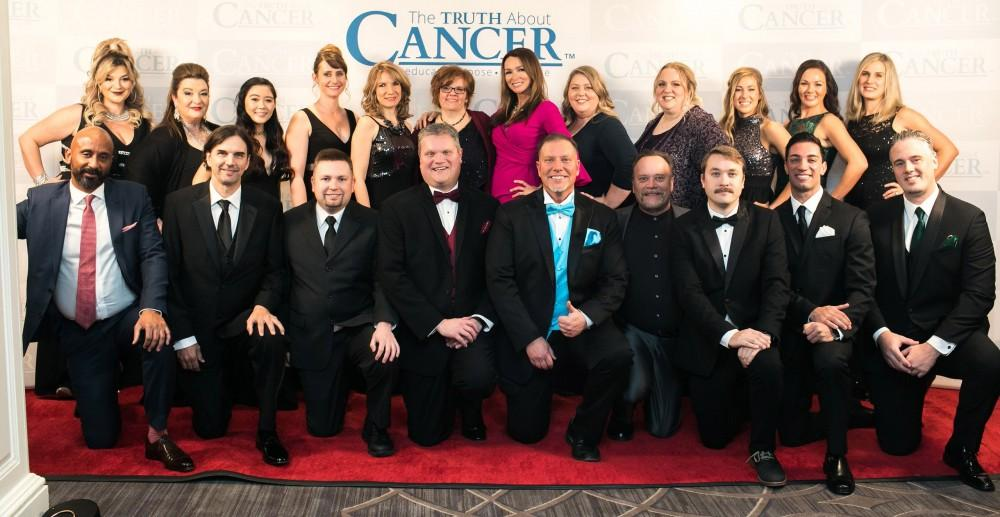ttac team at the 2018 gala