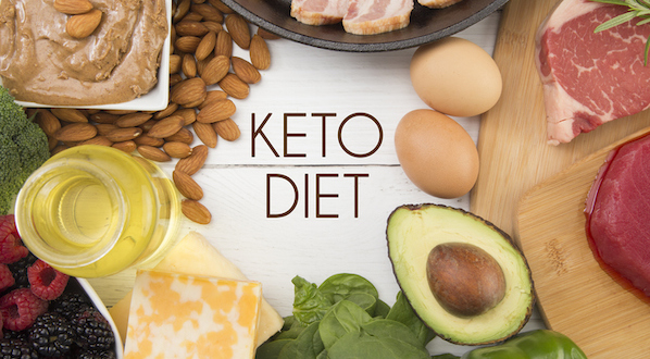 keto diet and cancer reduction