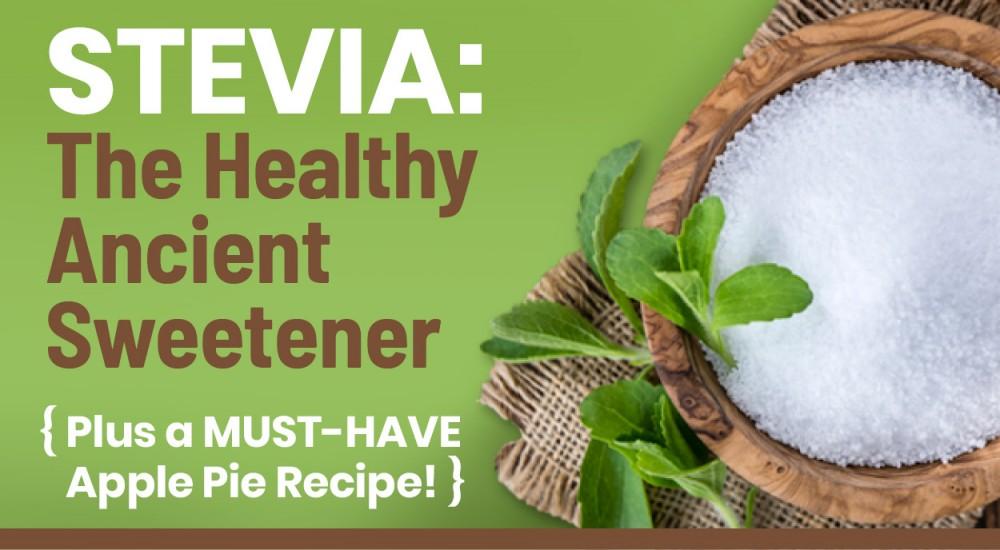 stevia ancient sweetener