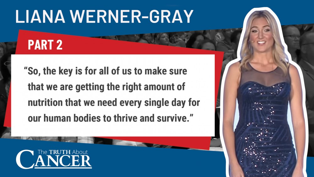 liana werner-gray quote on nutrition