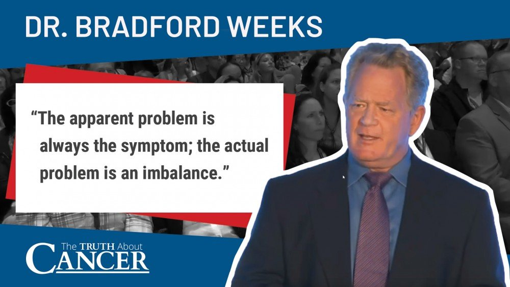 dr. bradford weeks excerpt quote