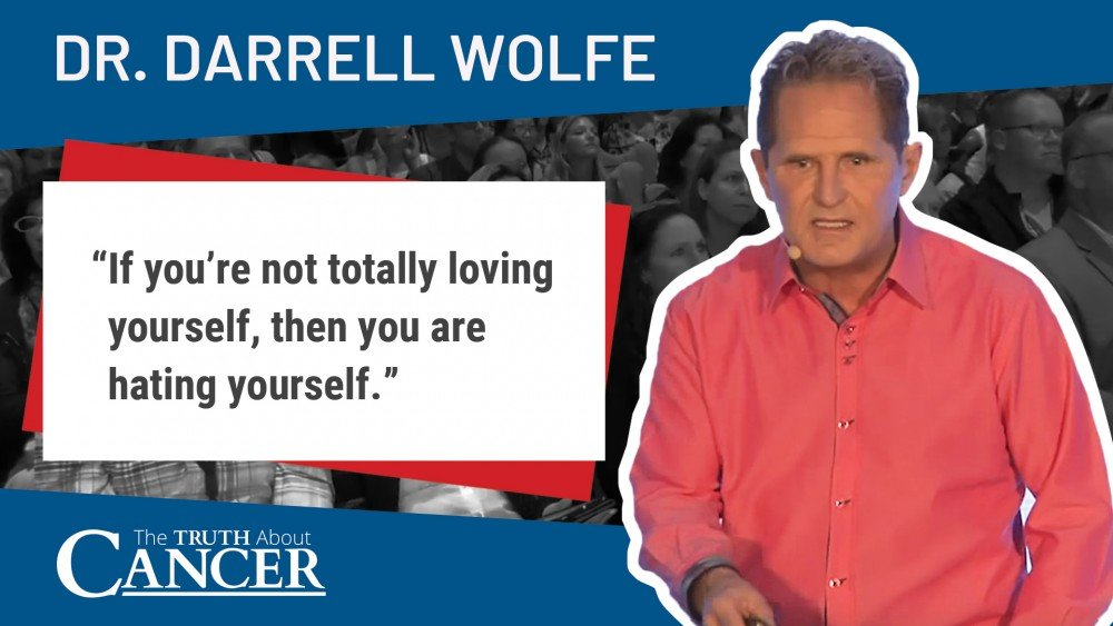dr. darrell wolfe quote