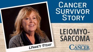 Cancer Survivor Story: Lynne (Leiomyosarcoma)