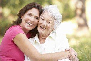 post-menopausal women