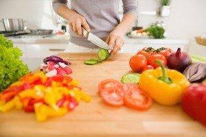 fresh vegitables