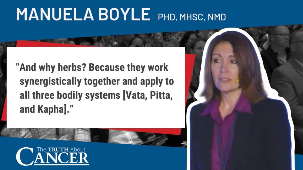 Manuela Boyle excerpt quote