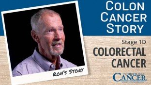 Cancer Survivor Story: Ron Frye (Colon Cancer)