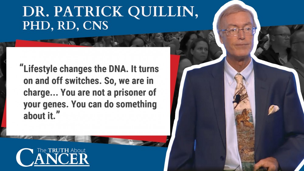 Patrick quillin quote
