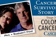 Paul and Barbara cancer survivor story