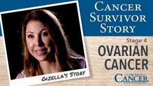 Cancer Survivor Story: Gizella (Stage 4 Ovarian Cancer)
