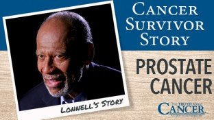 Cancer Survivor Story: Lonnell (Prostate Cancer)