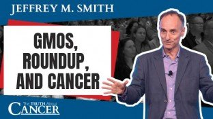 GMOs, Roundup, and Cancer With Jeffrey Smith (video)