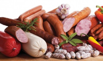 processed meats preserved with nitrates