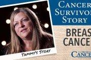 Tammy's cancer survivor story