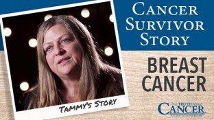 Cancer Survivor Story: Tammy (Breast Cancer)