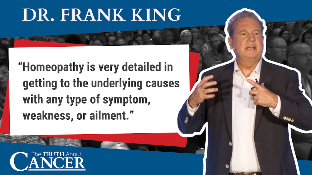 Dr. Frank King Quote
