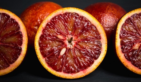 blood oranges anti-cancer diet