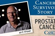 Cancer Survivor Story Ed