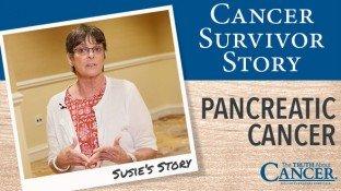 Cancer Survivor Story: Susie Lemieux (Pancreatic Cancer)