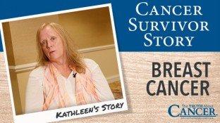 Cancer Survivor Story: Kathleen Bobak (Breast Cancer)