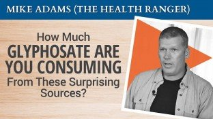 Glyphosate in Food: How Much Are You Consuming From These Surprising Sources? (video)