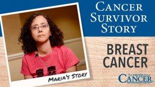 Cancer Survivor Story: Maria Ines Cabral (Breast Cancer)