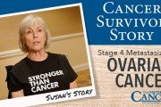 Cancer Survivor Story Susan Ellington