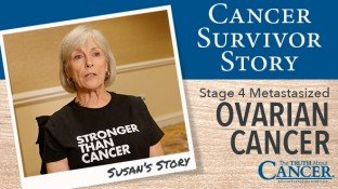 Cancer Survivor Story: Susan Ellington (Ovarian Cancer)