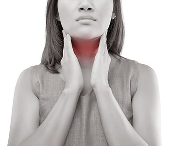 thyroid gland control