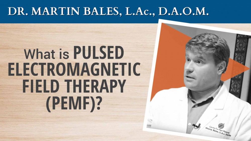 PEMF: What is Pulsed Electromagnetic Field Therapy? (video)