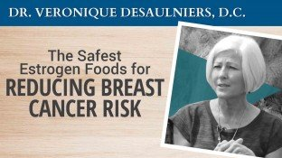 The Safest Estrogen Foods for Reducing Breast Cancer Risk (video)