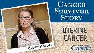 Cancer Survivor Story: Cheryl Buck (Uterine Cancer)