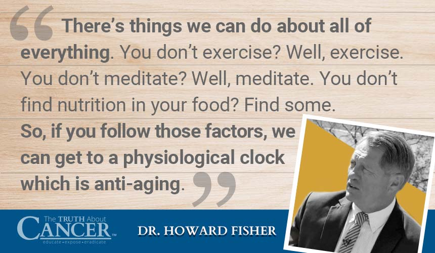 7 Keys to Prevent Aging & Cancer (video)