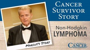 Cancer Survivor Story: Marcus Ellis (Non-Hodgkin Lymphoma)