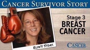 Cancer Survivor Story: Elyn Jacobs (Breast Cancer)