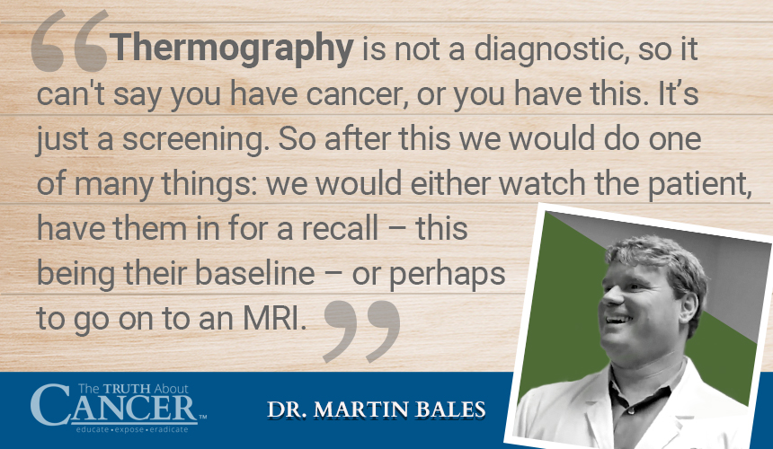 Is Thermography a better way to detect Breast Cancer than Mammograms?