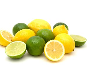 Lemons and limes contain citric acid which helps to balance fruits and veggies with a higher sugar content