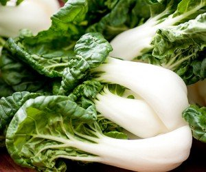 Bok choy is a type of Chinese cabbage that doesn't look like cabbage. Baby bok choi has a milder taste than many other cruciferous vegetables
