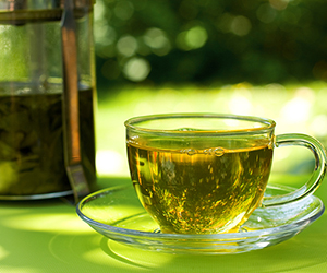 Drinking 2-3 cups of green tea daily will likely provide positive health benefits