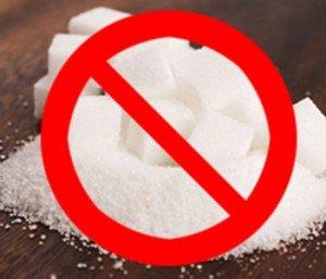 Eliminate processed sugar