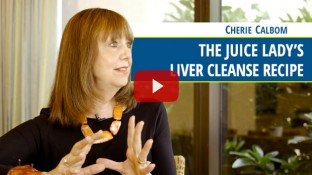 The Juice Lady's Liver Cleanse Recipe (video)