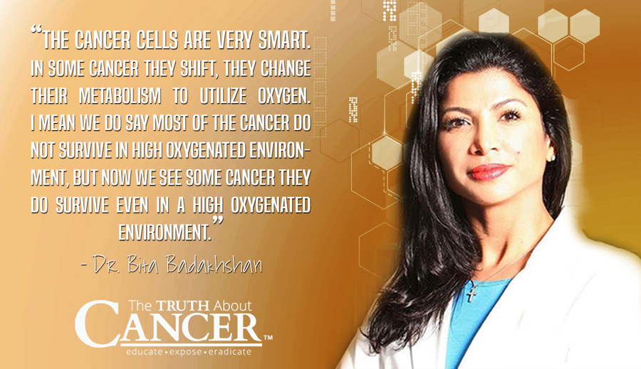 Dr.Bita Badakhshan about what a suppressed immune system has to do with cancer.