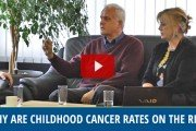 Why are Childhood cancer rates on the raise?