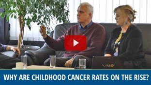 Why Are Childhood Cancer Rates on the Rise? (video)