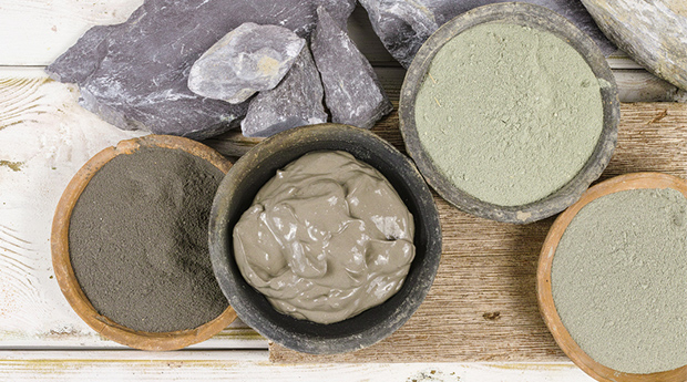 Health benefits and uses of bentonite clay