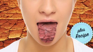 Home Remedies for Dry Mouth From Cancer Therapy (+ Recipe)